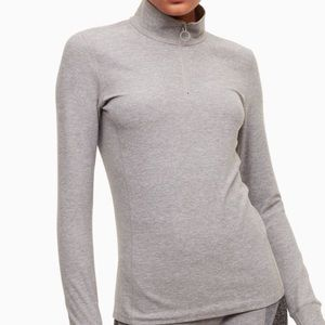 Aritzia || The Constant Gray Romberg Turtleneck